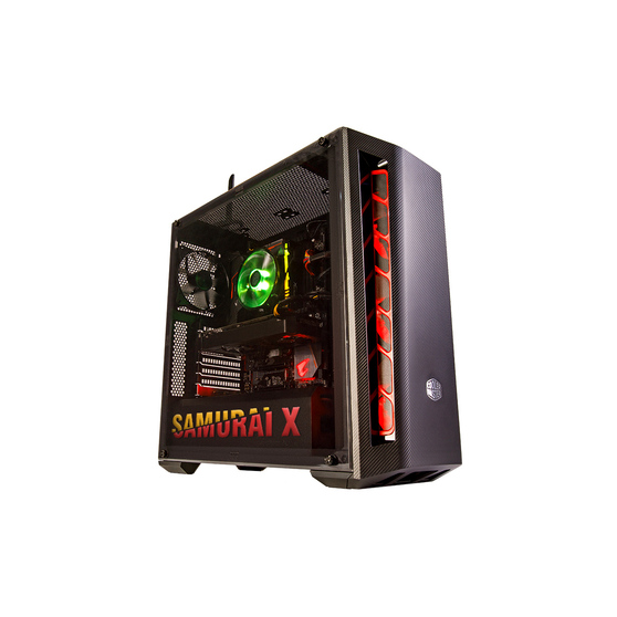 Игровой компьютер SLComputers  SAMURAI X, SL SAMURAI X
