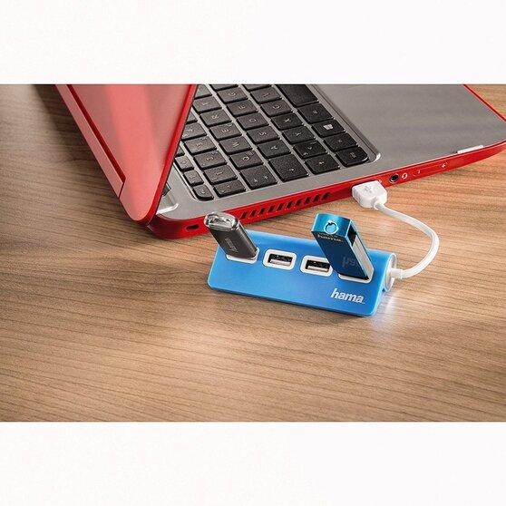 USB-концентратор HAMA HUB TopSide