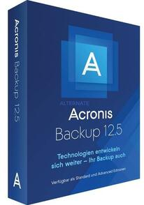 Acronis Backup 12 5 Virtual Host incl (AAP), цена за 1 лицензию, V2PYBPZZS21