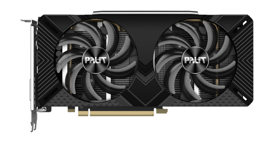 Видеокарта Palit GeForce RTX 2060 8 ΓБ Retail