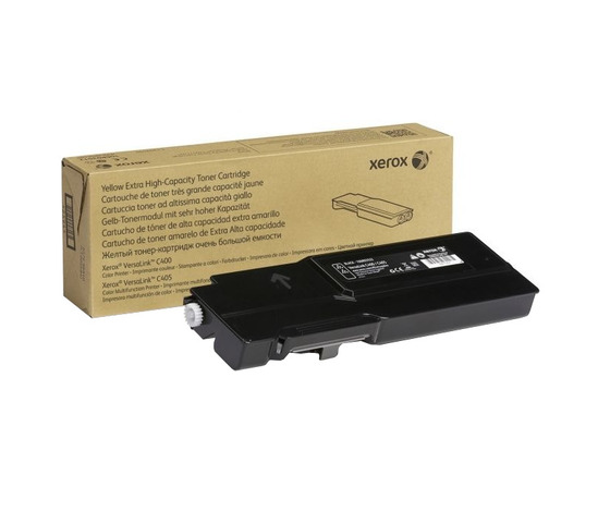 VersaLink C400/C405, черный тонер-картридж экстра повышенной емкости