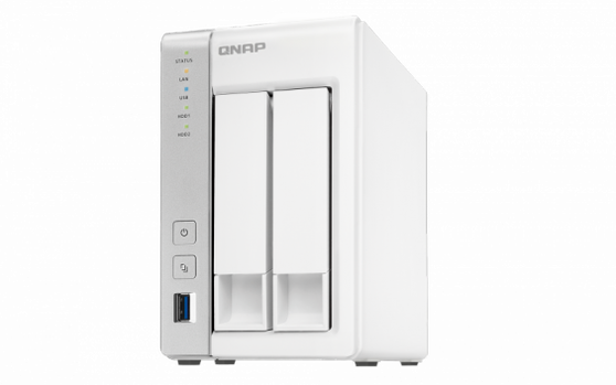 Сетевое хранилище QNAP TS-231P2