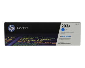 Тонер-картридж голубой HP Inc. 203A, CF541A