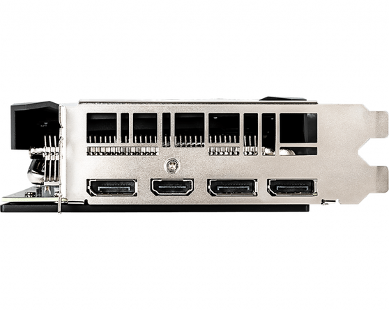 Видеокарта MSI GeForce RTX 2070 8 ΓБ Retail