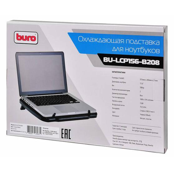 Подставка Buro BU-LCP156-B208