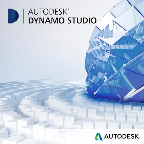 Autodesk Dynamo Studio 2017 (электронная версия, GEN), локальная лицензия на 3 года