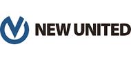 Шредер New United Etalon ET-15M серый с автоподачей (секр.P-5)/перекрестный/15лист./25.6лтр./скрепки/скобы/пл.карты/CD