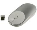 Мышь Xiaomi Mi Portable Mouse Silver HLK4007GL, цвет белый