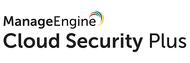 Zoho ManageEngine Cloud Security Plus