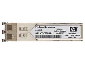 Трансивер Hewlett Packard Enterprise X120 1G SFP LC LX