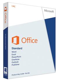 Microsoft Office Standard 2016