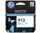 Картридж голубой HP Inc. 912, 3YL77AE