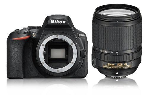 Фотоаппарат Nikon D5600