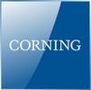 Адаптер Corning DE010017403 проходнойLC дупл. 9/125 OS1/OS2