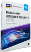 Bitdefender Internet Security.