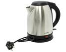 Купить Чайник электрический Philips HD9306 1.5л. 1800Вт серебристый/черный (корпус: нержавеющая сталь)