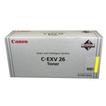 Купить Тонер-картридж желтый Canon C-EXV26, 1657B006, Желтый