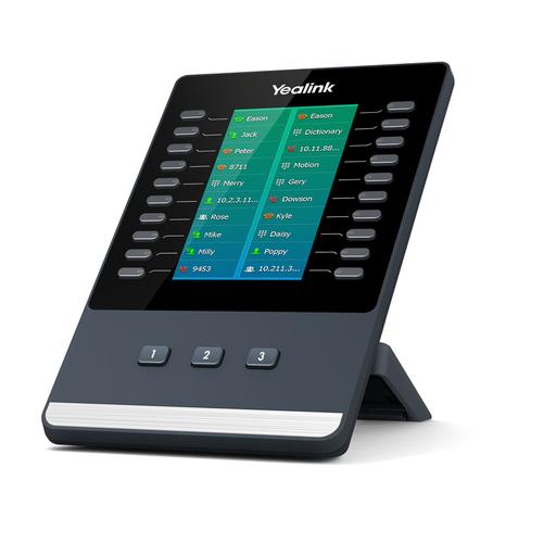 EXP50 с LCD для телефонов SIP-T58V(A), SIP-T56A, Yealink