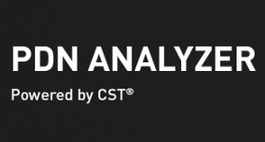 PDN Analyzer powered by CST