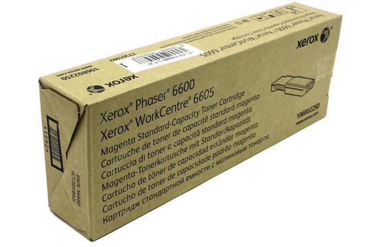 Фото товара Phaser 6600/WorkCentre 6605, пурпурный тонер-картридж стандартной емкости