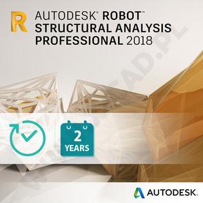 Autodesk Robot Structural Analysis Professional (продление электронной версии, GEN), локальная лицензия на 2 года, 547I1-005123-T159