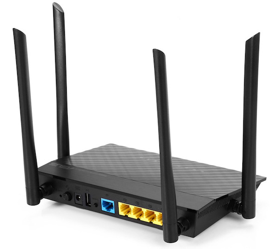 Wi-Fi роутер ASUS RT-AC1200