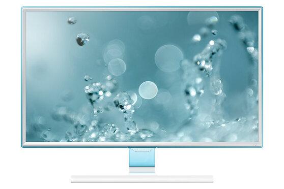 Монитор Samsung S24E391HL 23.6-inch белый