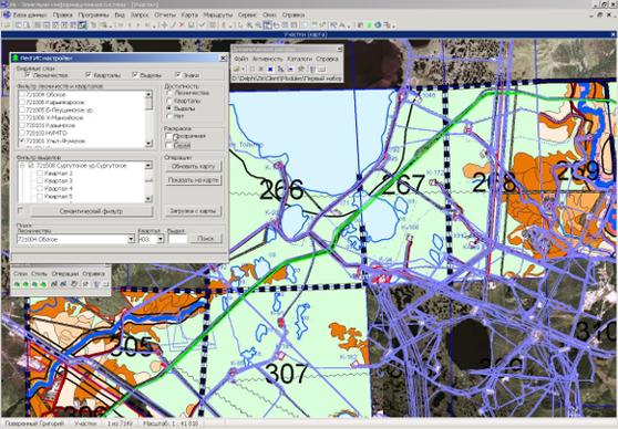 Pitney Bowes Software Inc. АКО 5 0 (дополнительные модули), КадОфис Лайт 1.0