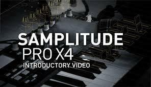 MAGIX Samplitude Professional X4