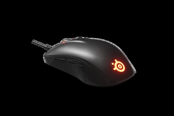 Мышь SteelSeries Rival 110 62466, цвет черный