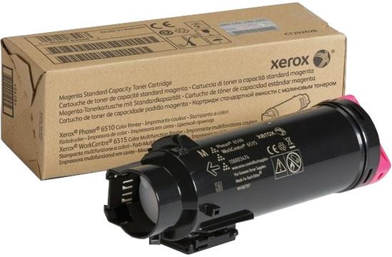 Phaser 6510/WorkCentre 6515, пурпурный тонер-картридж экстра повышенной емкости
