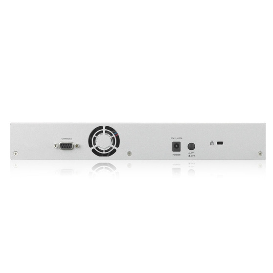 ZYXEL VPN300 ZyWall VPN Firewall Appliance 7 GE Copper/1 SFP, 3000 Mbit/S Firewall Throughput, 300 Ipsec VPN Tunnels