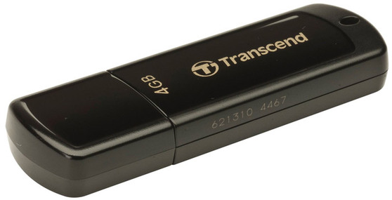 Флешки USB TRANSCEND JetFlash 350 4GB
