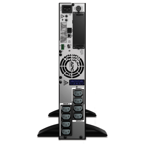 ИБП APC Smart-UPS X 1500VA (SMX1500RMI2U)