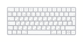 Клавиатура Apple Bluetooth Magic Keyboard - Russian MLA22RU/A, цвет серебристый