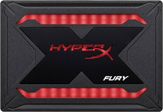 Внутренний SSD Kingston HyperX FURY 480GB