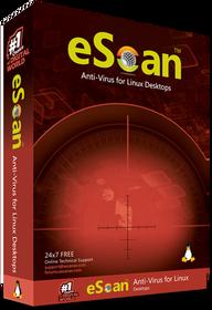 MicroWorld eScan for Linux Desktop