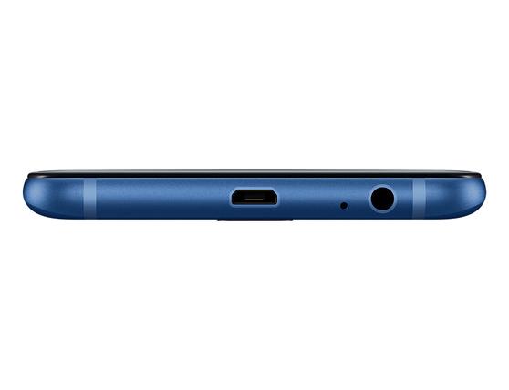Смартфон Samsung Galaxy A6+ (2018) SM-A605FZBNSER 32 ГБ синий