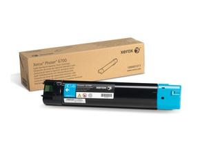 Phaser 6700, голубой тонер-картридж стандартной емкости