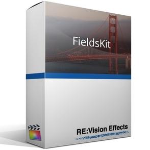 RE:Vision Effects, Inc. FieldsKit v3 (лицензия GUI), GUI, RSFK3