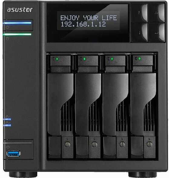 Сетевое хранилище ASUS AS6404T