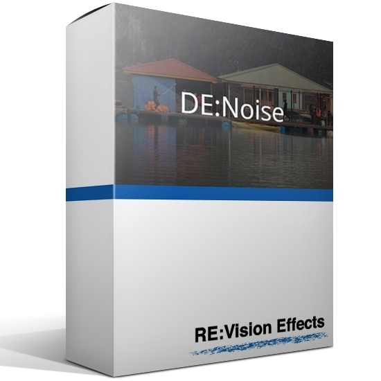 RE:Vision Effects, Inc. DE:Noise v3 (лицензия Render), Floating Render-only, DENZ3FR