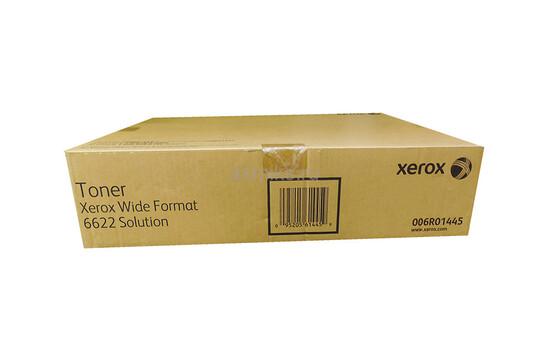 Фото товара ТОНЕР ЧЕРНЫЙ XEROX 6622, 4 бутыли по 500 г на 5388 м2