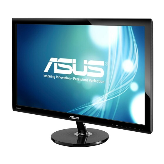 Монитор ASUS VS278H 27.0'' черный