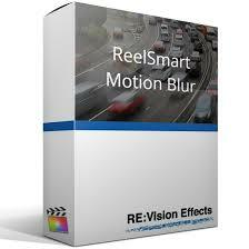 RE:Vision Effects, Inc. ReelSmart Motion Blur v6 (обновление лицензии GUI), с любой версии regular non-floating до версии floating v6 GUI, RSMB6UNF