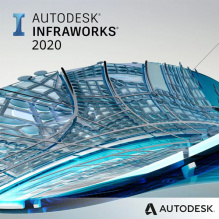 Autodesk InfraWorks (продление электронной версии), локальная лицензия на 2 года