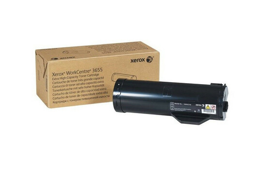 Фото товара WorkCentre 3655, тонер-картридж повышенной емкости