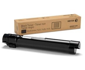 WorkCentre 7425/28/35, тонер-картридж черный