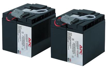 Сменная батарея для ИБП APC Батареи ИБП RBC11