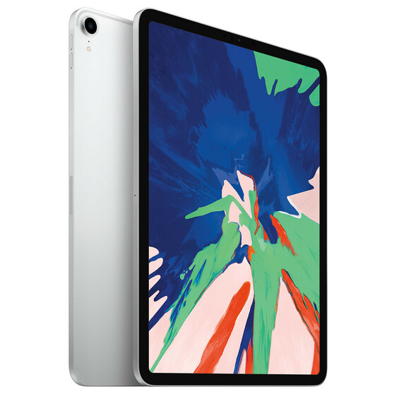 Планшет Apple iPad Pro (2018) 256GB Wi-Fi + Cellular Silver